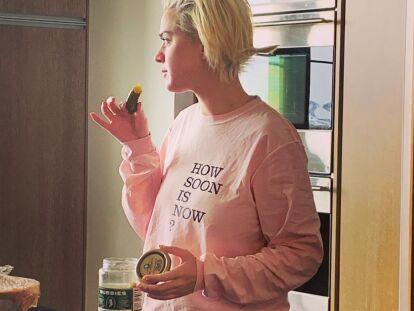 Katy Perry embarazo