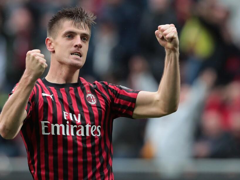AC Milan v Frosinone Calcio - Serie A