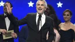 Alfonso Cuarón vuelve a triunfar con 'Roma'