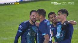 'Tecatito' suma minutos en el triunfo del Porto en Copa