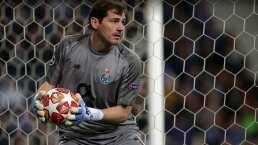 Aficionados piden al Porto que Iker Casillas juegue