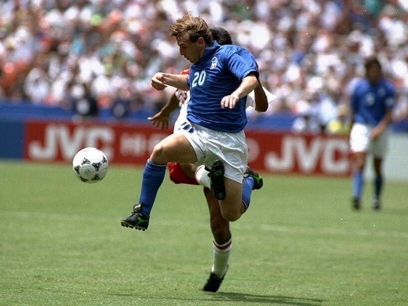 Giuseppe Signori of Italy