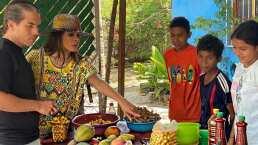 Galilea Montijo recuerda cómo fue el día de su boda en el bello puerto de Acapulco