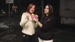 ENTREVISTA: ¡Susana Lozano graba escenas de luto en el dicho!