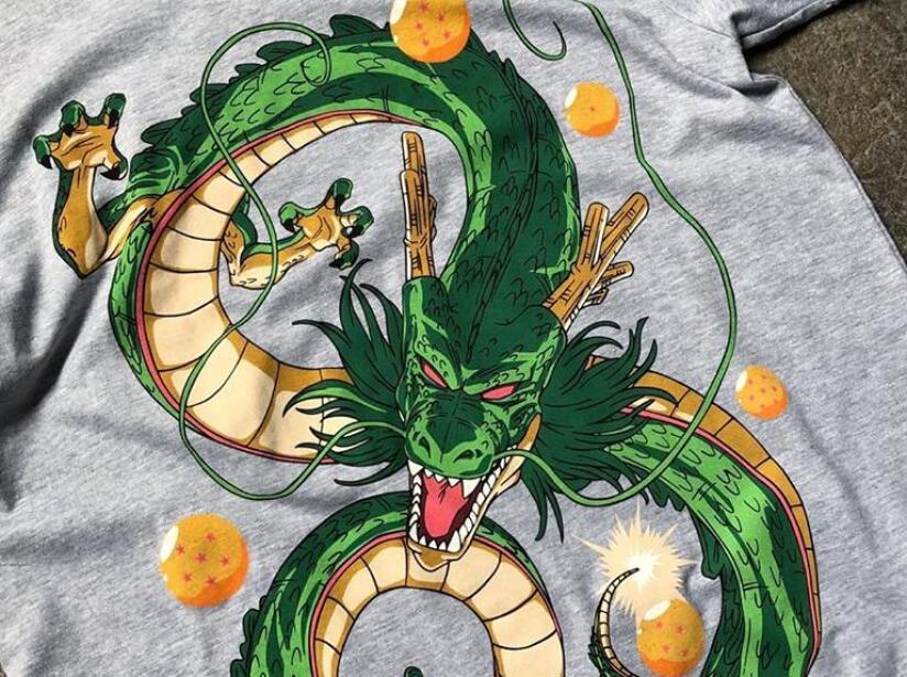 Playeras Dragon Ball Super