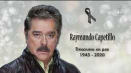 Recordamos la trayectoria y las mejores telenovelas de Raymundo Capetillo