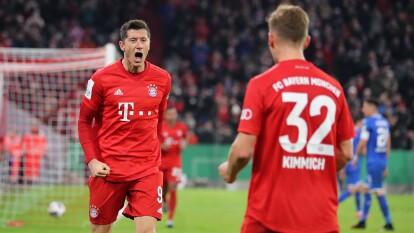Todos los resultados de la tercera ronda.  | Bayern 4-3 Hoffenheim