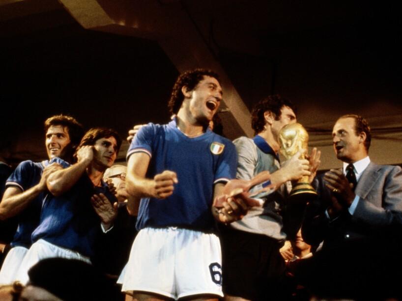 Italy vs West Germany