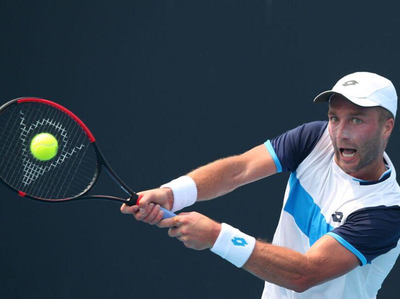 2020 Australian Open Qualifying - Day 1