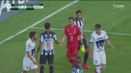 ¡Otra vez Barovero! Saucedo casi marca un golazo para Pumas