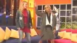 Con todo y peluca, Adal Ramones bailó junto a Britney Spears ¿lo recuerdas?