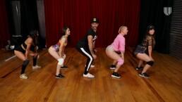 Movimientos básicos del twerking ¡Practícalo!