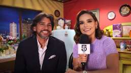 Tania Rincón y Mauricio Barcelata hablan sobre Guerreros 2020