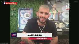 Manuel Turizo habla sobre su nuevo disco, 'Dopamina'