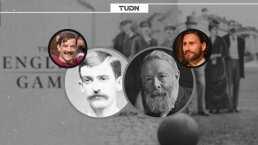 ¿Quiénes fueron Fergus Suter y Arthur Kinnaird?