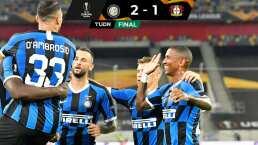 Inter de Milan es semifinalista de la Europa League
