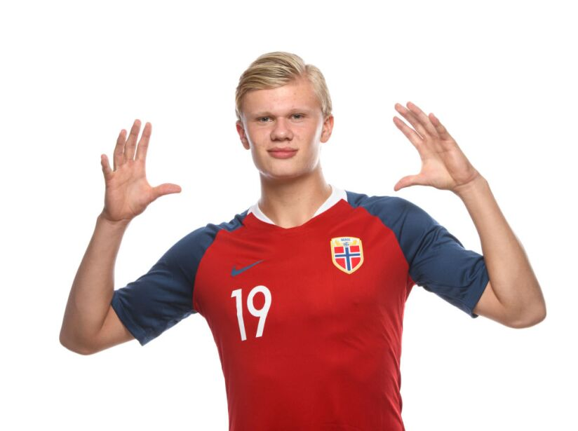 Norway U19 Men Photocall