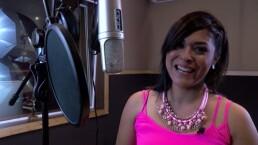 VIDEO: ¡Ella es la fan que grabó su canción para la telenovela de La doble vida de Estela Carrillo!