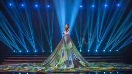 Taisia cierra Pequeños Gigantes con espectacular interpretación