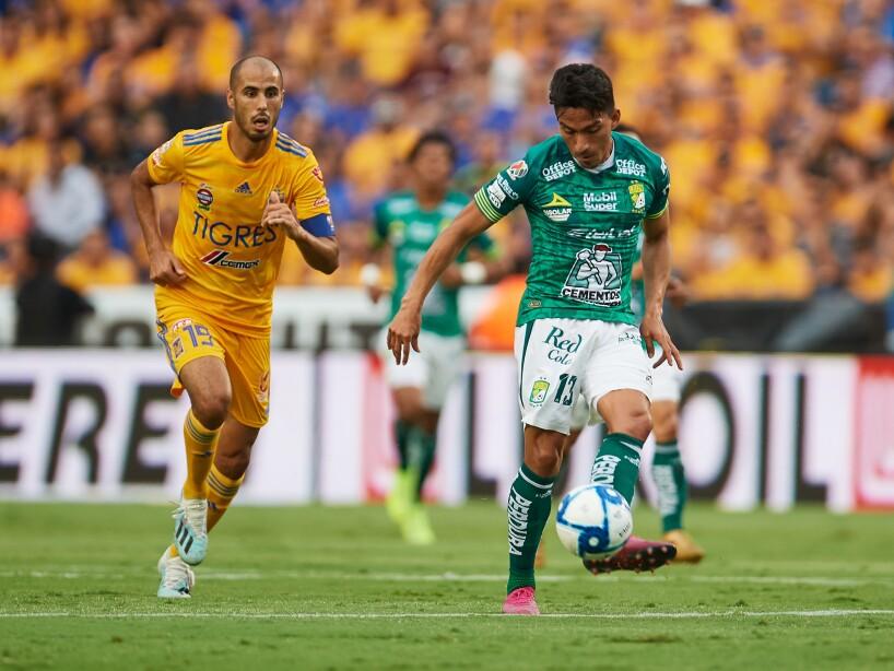 El ecuatoriano llega a su gol 30, pero es el primer gol que anota en Liguilla desde que llegó al futbol mexicano.