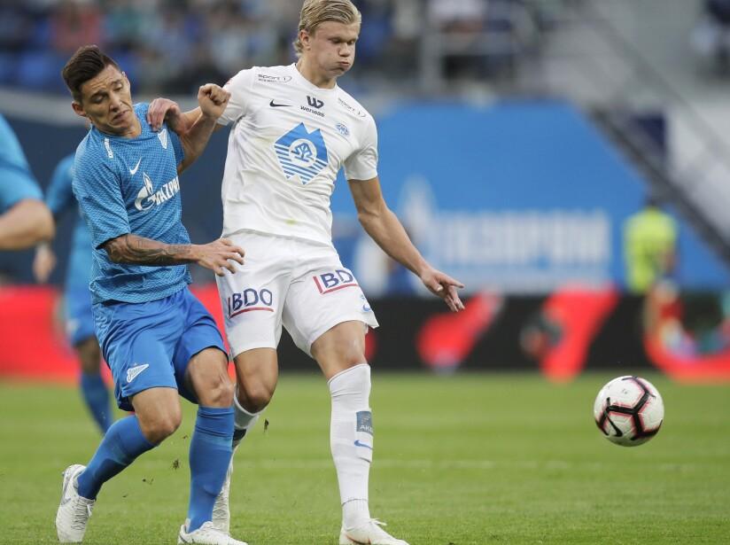 Russia Soccer Europa League