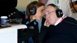 La familia Williams se despide de la Fórmula 1