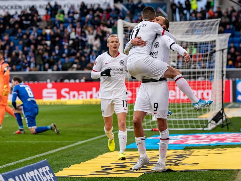 TSG 1899 Hoffenheim v Eintracht Frankfurt - Bundesliga