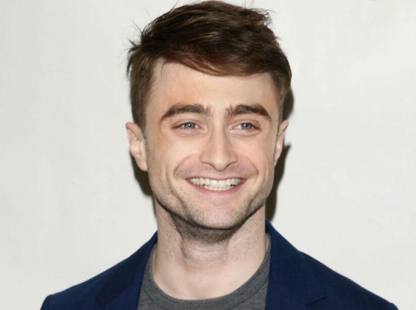4. Daniel Radcliffe: El actor de Harry Potter llegó alcoholizado a los rodajes, después que cumplió 18 años.