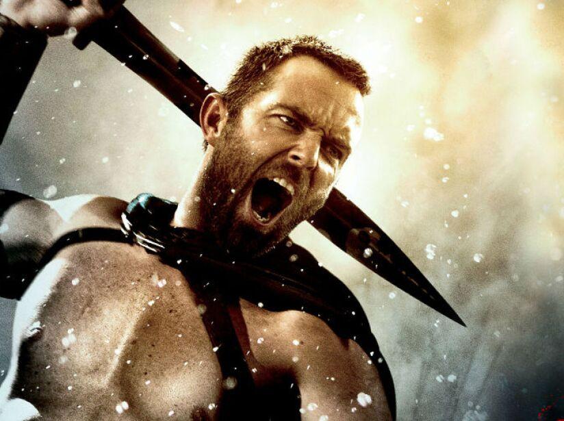 300: Rise of an Empire fue estrenada el 7 de marzo de este año. Es la secuela de la película 300 y fue escrita por Zack Snyder.