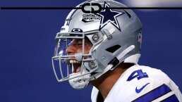 Dak Prescott, su renovación con Cowboys y más breves de la NFL
