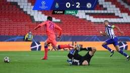 Chelsea vence a Porto con error de 'Tecatito' Corona