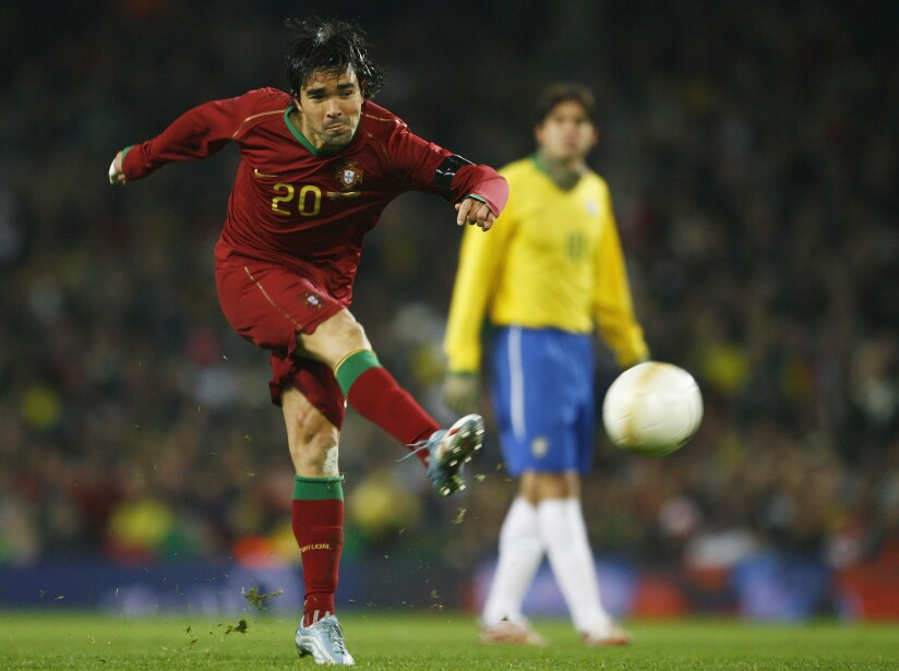 International Friendly: Brazil v Portugal