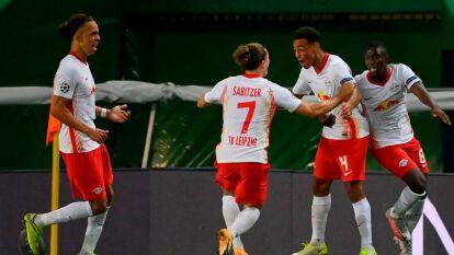 Atlético de Madrid no logra cambiar su historia en Lisboa y esta vez caen en los Cuartos de Final frente al RB Leipzig.