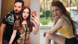Fans de José Eduardo Derbez aseguran que su novia y exnovia se lanzan indirectas por redes sociales