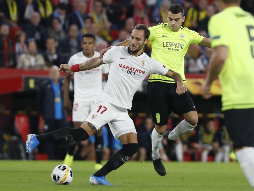 Spain Soccer Europa League