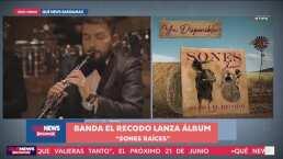 Banda El Recodo lanza el álbum 'Sones Raíces'
