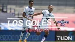 Jornada de goleadas en la Liga BBVA MX