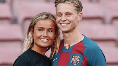 Mikky Kiemeney y Frankie de Jong refuerzo del FC Barcelona