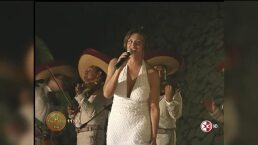 Marifer Centeno interpreta la firma de Lucía Méndez