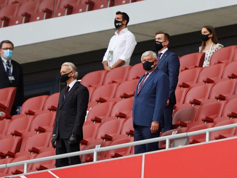 Hungary v Russia - UEFA Nations League