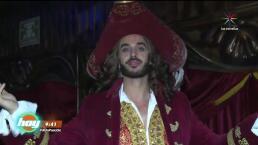 ¡Checa todos los detalles de la puesta en escena Peter Pan!