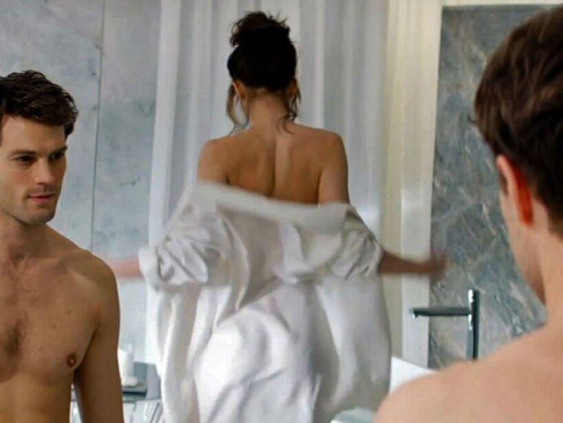 11. Christian Grey: Interpretado por Jamie Dornan, quien desató las fantasías sadomasoquistas de muchas en el cine.