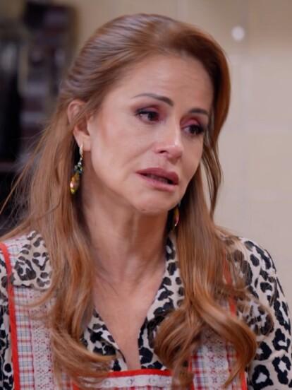 En 'Qué le pasa a mi familia?', 'Ponchita' le da a 'Luz' una noticia que le impactará: ¡Ha decidido irse de la casa!