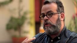 Edmundo Hernández, venezolano de nacimiento, mexicano por convicción