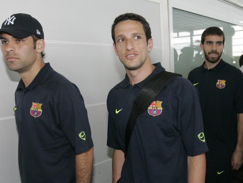 Marquez, Belletti, Oleguer