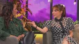 Natalia Téllez balconea a Consuelo Duval a la hora de hablar de filtros en las fotos