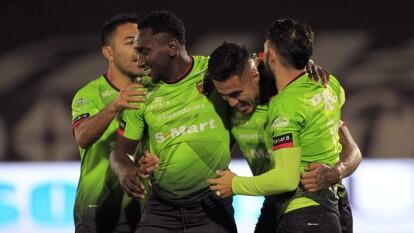 Los Bravos contuvieron al Puebla y le sacaron tres unidades | El conjunto consiguió su segundo triunfo consecutivo en el Guard1anes 2020.