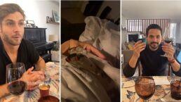 """Marimar Vega muestra el talento de su sobrina Lúa como nail artist: """"¿Quién te pintó así?"""""""