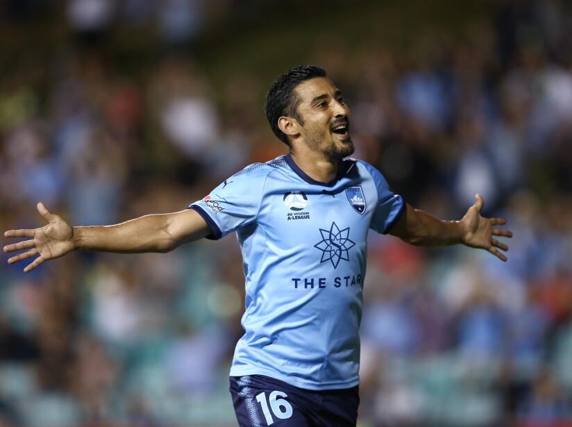 A-League Rd 21 - Sydney v Adelaide