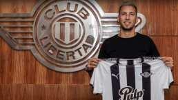 Leonel Vangioni ya es jugador de Libertad de Paraguay